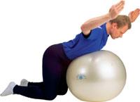 腰は体の要 -腰まわりを鍛える-
