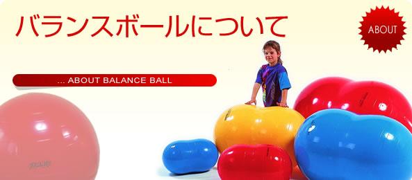 バランスボールについて